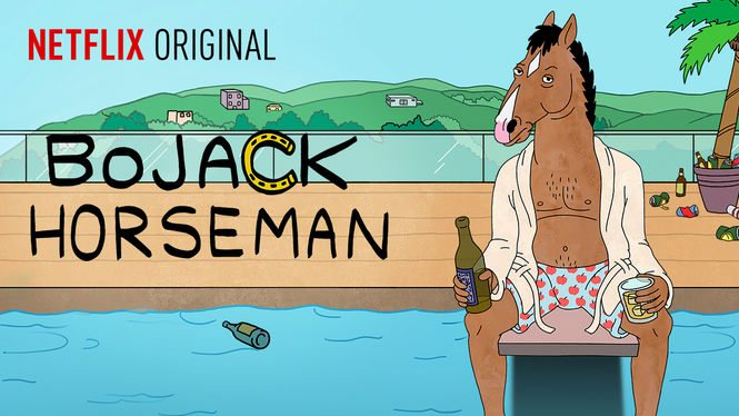 bojack horseman animated tv show what to watch on netflix best series