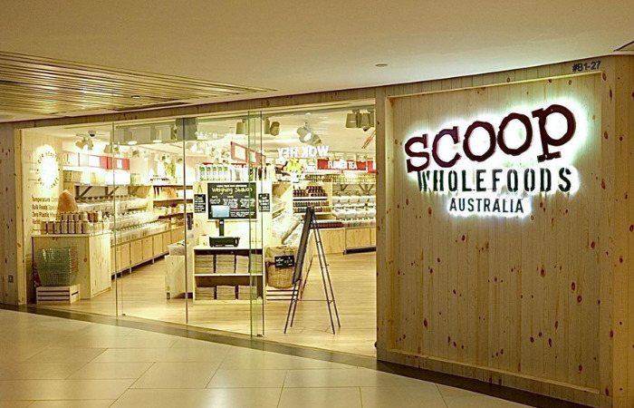 scoop wholefoods store sustainable shopping