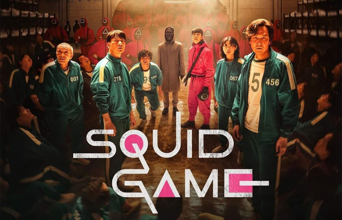 squid game south korean show what to watch on netflix best series