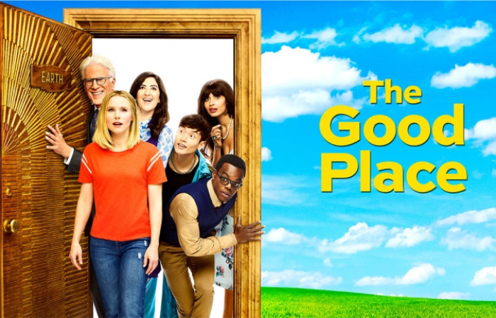 the good place tv show best series on netflix